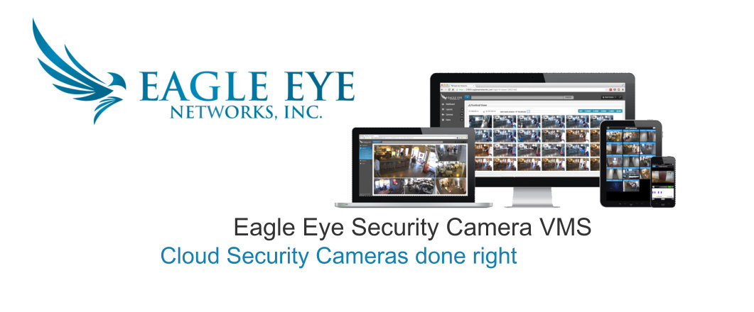 Eagle Eye Camera Security Systeem