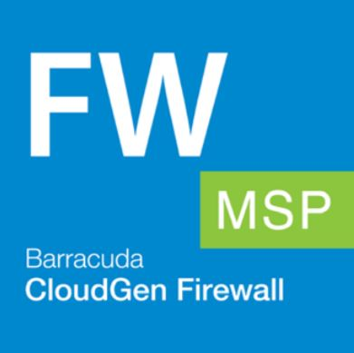 Managed Barracuda Firewall as a Service